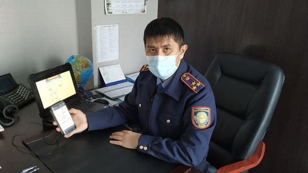 Начальник управления по противодействию наркопреступности ДП СКО Жандос Басыбаев отслеживает каждый магазин наркоты